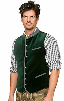 Gilet Traditionnel Alessio Forest