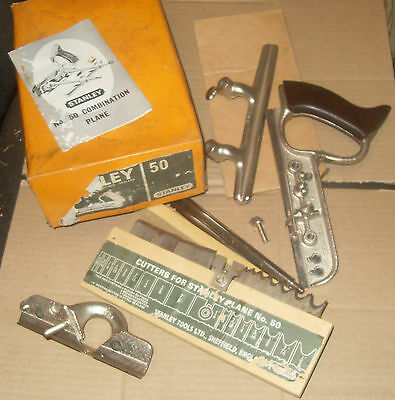 Stanley No.50 Combination Plane - As Photo