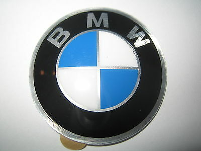 Original BMW Emblem 45mm gewölbt F650GS G650GS für Topcase etc bulbed rear badge