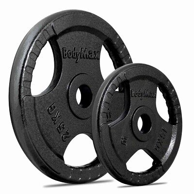 Bodymax Olympic Cast Iron Weight Plates