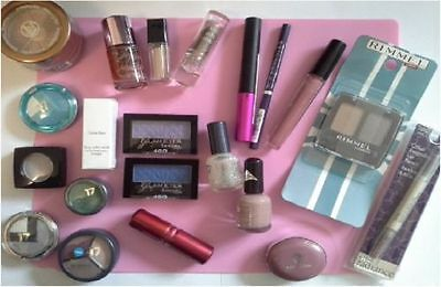 15 Mixed branded make-up and cosmetics items (Rimmel,Revlon,CK..) -Lowest price