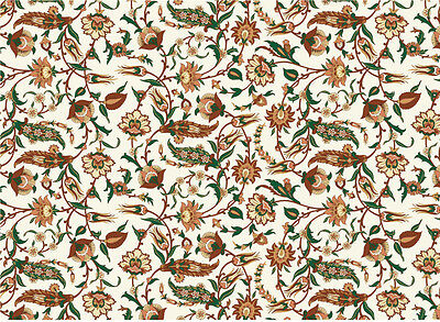 Rossi Arabesque(Green) Wrapping Paper