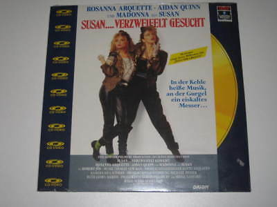 Cd Video/susan Verzweifelt Gesucht/082262-110781 Sealed