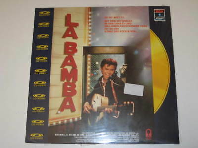 Cd Video/la Bamba/081540-1 11285 Sealed