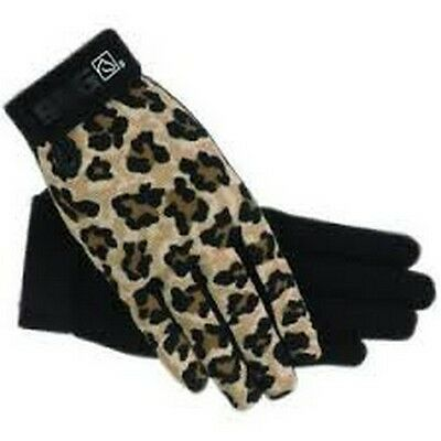 LEOPARD SSG All Weather Riding Gloves 8600 Ladies S Universal Child's