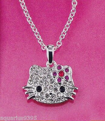 Hello Kitty Necklace Sparkling Collection Avon