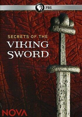 NOVA: Secrets of the Viking Sword (2012, DVD NUOVO) (REGIONE 1)
