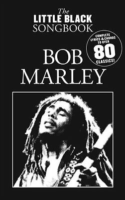 THE LITTLE BLACK SONGBOOK: BOB MARLEY - Canzoniere