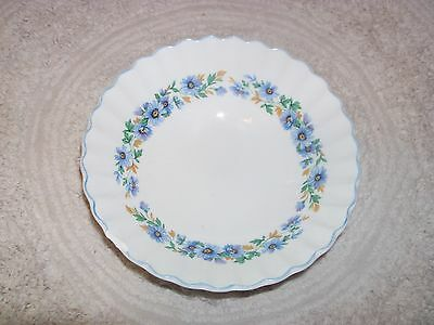 """""""Alpine Mist"""" Meakin J G England Classic White 6 5/8 Cereal Bowl"""