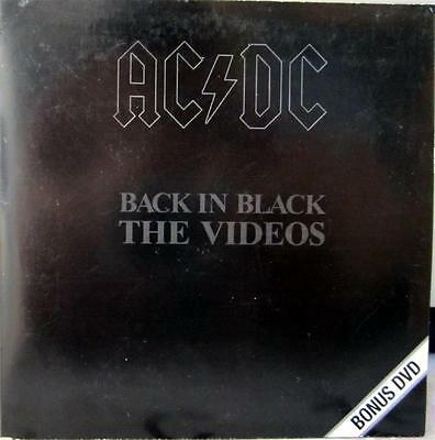 Cd / Ac/ Dc / Promo / Back In Black / Rarität /