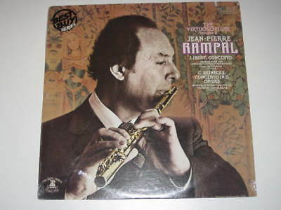 LP/VIRTUOSO FLUTE Vol2/RAMPAL/rca AGL1-3658  SEALED