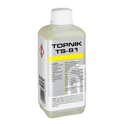 TS81 Soldering Flux for Various Types of Steel,Stainless, Chromium-Nickel,100ml