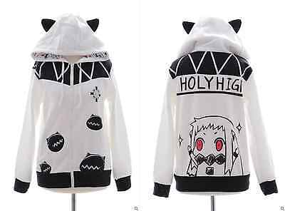 TA-48 Kantai Collection Shimakaze Cosplay Kapuzen Sweatshirt Pullover Hoodie