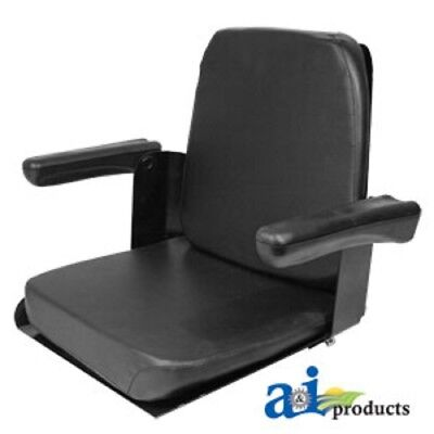 Allis Chalmers Custom  Seat Assembly W/fold Up Arms