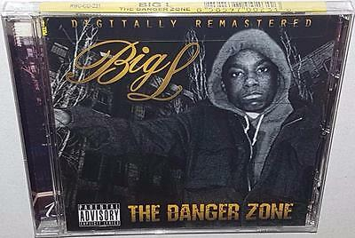 Big L The Danger Zone (2011) Brand New Sealed Rap Cd D.i.t.c. Roc Raida