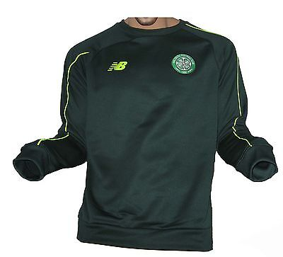 Celtic Glasgow Trainings Sweatshirt 2015/16 New Balance Irland Schottland Trikot