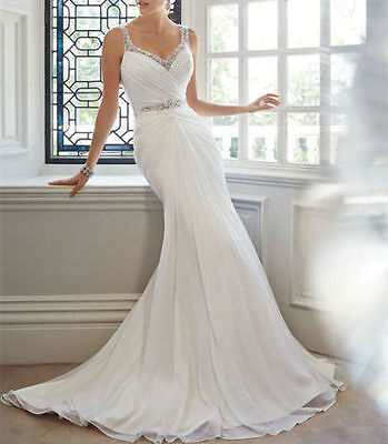 649  Abiti da Sposa vestito nozze sera wedding evening dress
