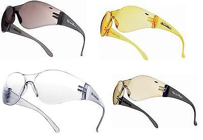 Bolle Bandido sports wraparound style safety glasses / sunglasses FREE neck cord