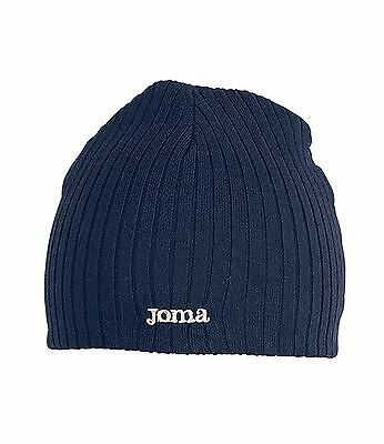 Joma Unisex Knitted Sports Hat Navy One Size