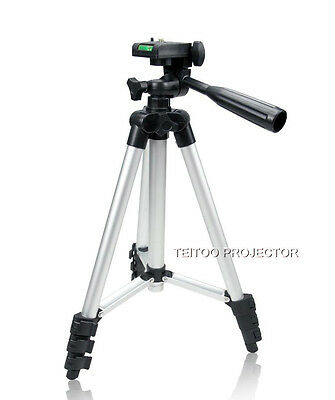 Tripod Table Lightweight Stand Mount Holder for Projector Digital DV CCTV Camera