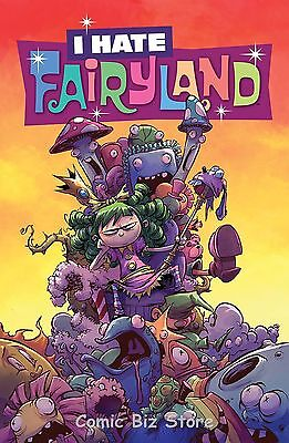 I Hate Fairyland #6 (2016) 1St Printing Young Cover A Bagged & Boarded Image