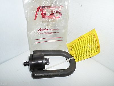 "New Adb 33512 Rigging Lifting Swivel Hoist Ring 2,500 Lbs 1/2""-13 * New In Bag *"