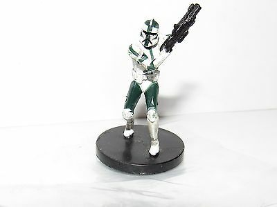 Commander Gree 9/40 Republic 20 Clone Wars, Star Wars Miniature