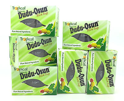 Dudu Osun Black Soap 150 g PACK OF 6 ****SPECIAL PRICE****