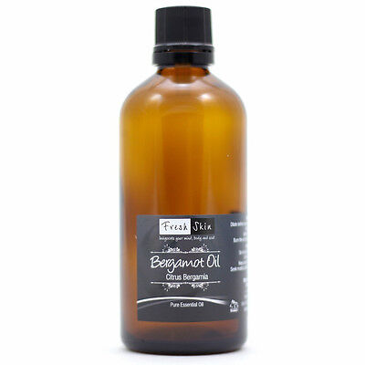 50ml Bergamot Pure Essential Oil - 100% Pure, Certified & Natural - Aromatherapy