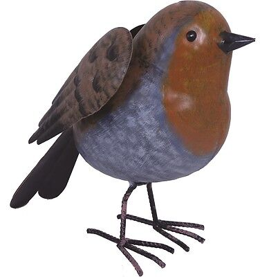 Ornamental Garden Decorative Robin - Bird Ornament