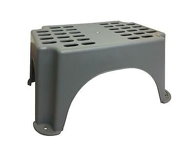 CARAVAN PLASTIC SINGLE STEP PORTABLE STOOL motorhome camper van home boat