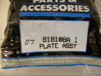 "MP6379 MERCURY FORCE REED PLATE /""LOT OF 2/"" A305164 305164"