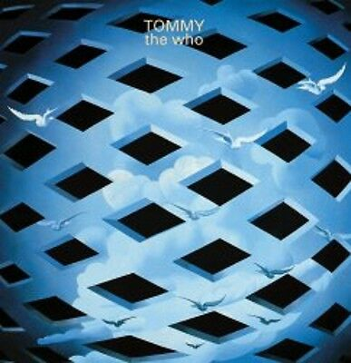 The Who - Tommy - New 180g Double Vinyl LP