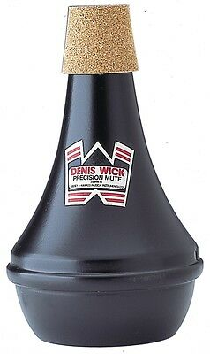 Denis Wick Bb Trumpet Practice Mute, DW5526, Brand New