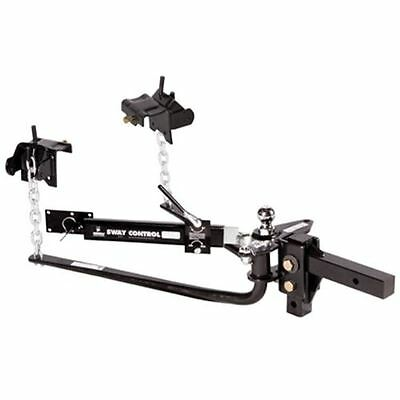 Husky Towing 600Lb Weight Distributing Hitch w/Sway/Ball-2In  31995