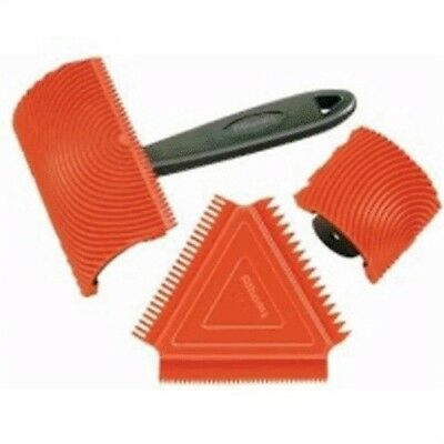 Gt3 Wood Graining Set 1/Card, Part GT3, Allway Tools