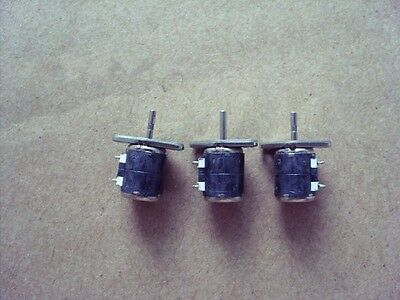 10pcs With a small screw 2 phase 4 wire stepper motor 6mm Micro Stepping Motor