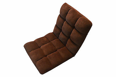 Adjustable Floor Folding Couch Sofa Recliner Beanbag Lounge Chair Tatami Coffee