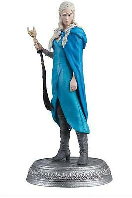 GAME OF THRONES MODEL COLLECTION Issue 1 - Daenerys Targaryen (New)