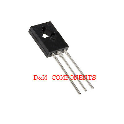 2SD882 (P) NPN Medium Power Silicone Transistors, Pack of: 1, 2, 5 or 10