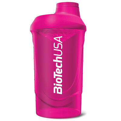 BIOTECH USA SHAKER WAVE 600 ML Colore Magenta