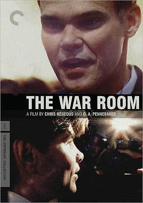 CRITERION COLLECTION: WAR ROOM (2PC) - DVD - Region 1 - Sealed