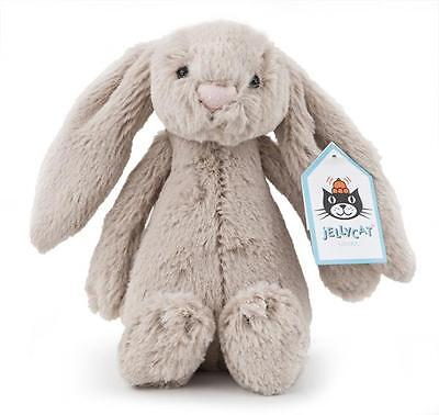 Jellycat Bashful Beige Bunny Medium plush Toy, Brand New, Perfect Gift