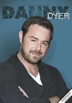 Danny Dyer 2017 Large Poster Wall Calendar New With Free Uk Postage !!