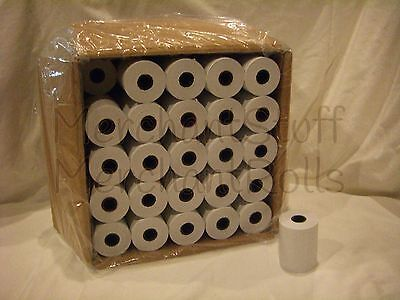 3 x 165 Bond 1-ply paper (50 ROLLS) COMMERICAL ADDRESS ONLY SAME DAY SHIPPING