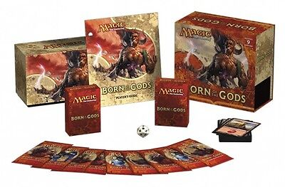 BORN OF THE GODS - FAT PACK BOX - MTG MAGIC - SEALED - CollectorsAvenueCom