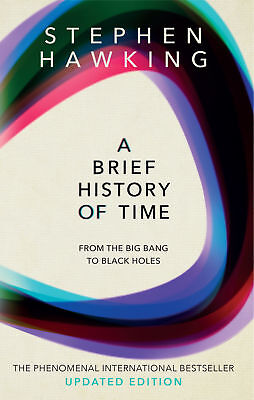 Stephen Hawking - A Brief History Of Time (Paperback) 9780857501004