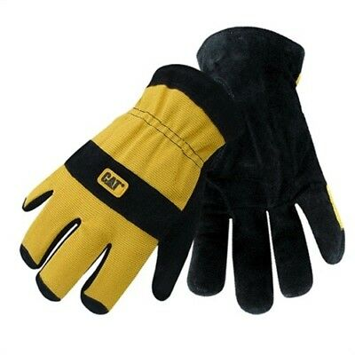 Cat012222x Lined Split Leather Palm Glove - X-Large, by Caterpillar