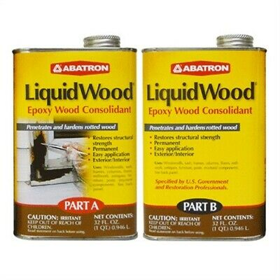 Lw2qkr 2 Qt Liquidwood Kit, Part LW2QKR, Abatron Inc.
