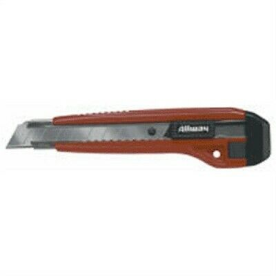 Ks7 7 Point (18mm) Deluxe Snap-Off Knife W/3 Blades, Part KS7, Allway Tools